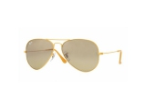 Unisex Γυαλί Ηλίου Ray-Ban RB3025 aviator large metal 091/3K